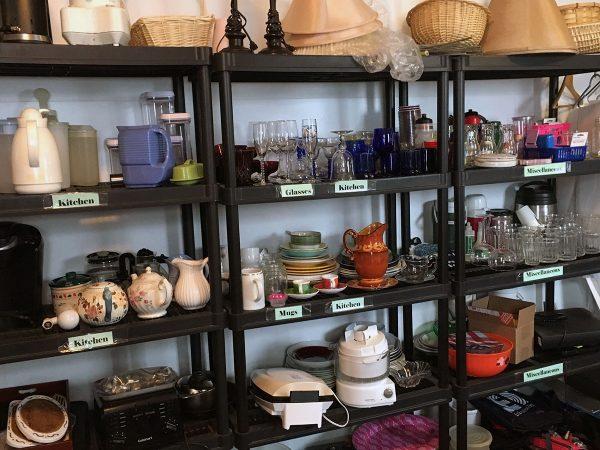 Free Store Shelves