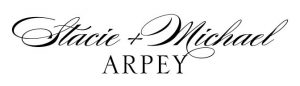 logo for Stacie & Mike Arpey