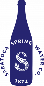 Saratoga Spring Water Logo