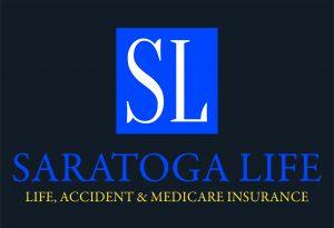 logo for saratoga life company