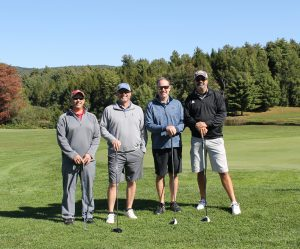 Golf Tourney winners